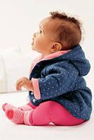 Курточка для малышки двухсторонняя Next