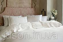 Комплект постельного белья сатин люкс Pepper home евро размер Eliza