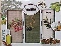 Кухонный набор полотенец VIANNA (3 шт.) 45х65
