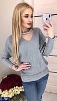 Джемпер (42-46) — 80% акрил 20% полиамид  купить оптом и в Розницу в одессе 7км