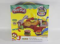 Ігровий набір Play-Doh Барбекю