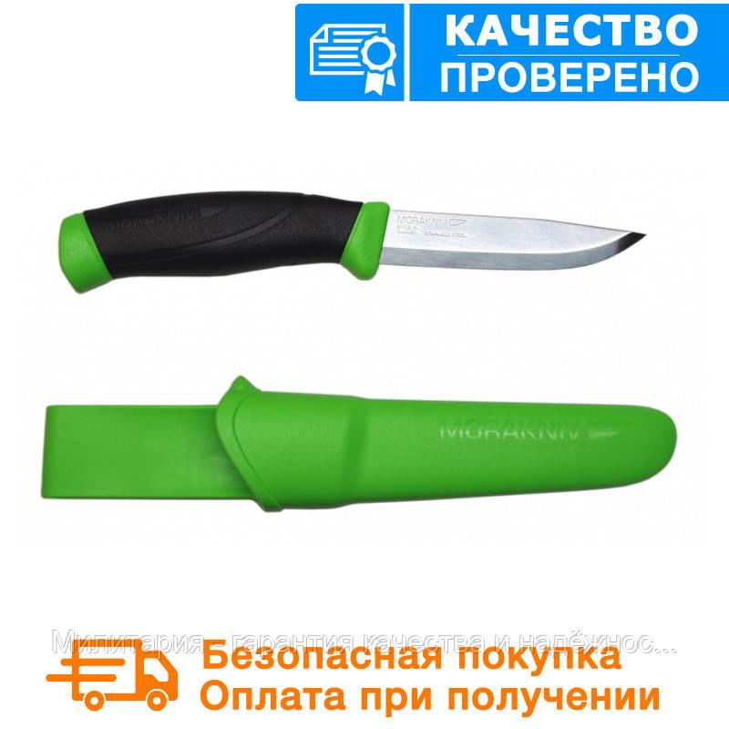 Нож Mora Companion Green(12158)