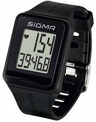 Надежный монитор сердечного ритма (пульсомер) iD.GO Black Sigma Sport