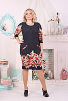 Платье Selta 703 размеры 50, 52, 54, 56