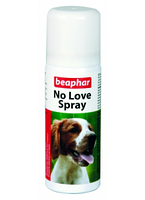 Beaphar No Love 50 мл - для защиты самки во время течки от собак (10337)