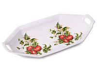 """Блюдо с ручками """"фруктовый сад"""", 40 см, Lefard, 726-026"""