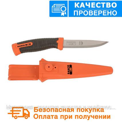 Нож туристический BAHCO 2446, фото 2