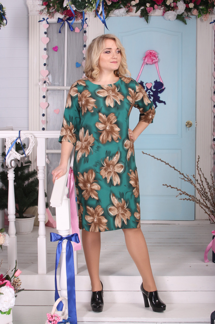Платье Selta 612 размеры 50, 52, 54, 56