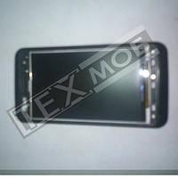 Дисплей с рамкой для телефона Beeline Smart 2
