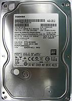 HDD 500GB 7200 SATA3 3.5 Toshiba DT01ACA050 неисправный Y20DH18C, фото 1