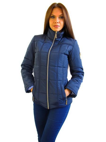 Жіноча тепла куртка весна-осінь