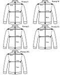 Размер S --- Куртка Lee Cooper осенне-зимняя мужская черная, фото 8