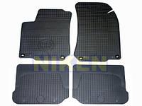 Оригинальные резиновые коврики  Volkswagen Bora (1998-2004)