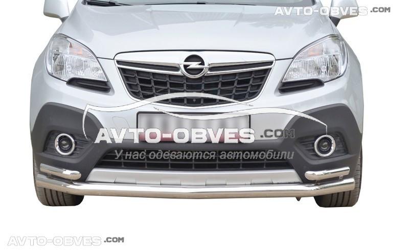 Дуга нижнего бампера Opel Mokka