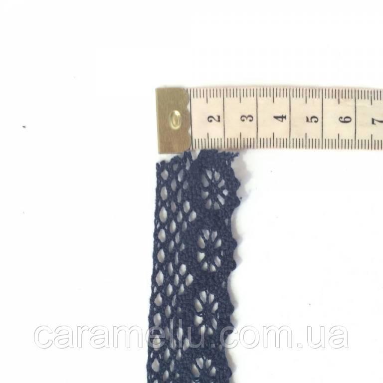 Кружево натуральное льняное(макраме). С105