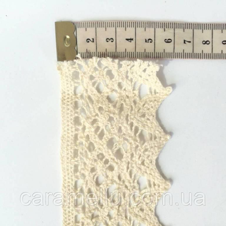 Кружево натуральное льняное(макраме). С103