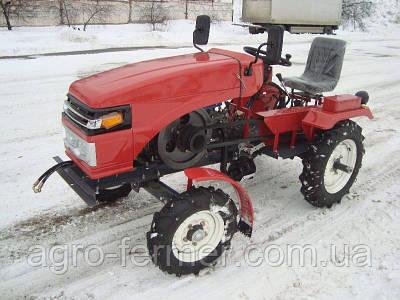 Міні-трактор, Трактор ДТЗ 180 (КПП (3+1)х2, двигун ДД1100Е, блокування диференціала)