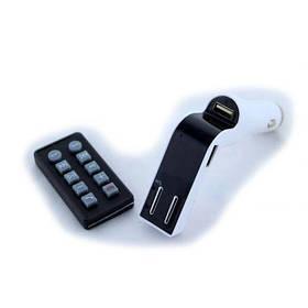 ФМ FM трансмітер модулятор авто MP3 Bluetooth CM590