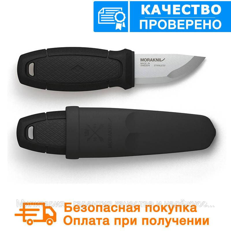 Нож morakniv (мора) Eldris Colour Mix 1.0 Black (12647)