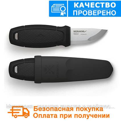 Нож morakniv (мора) Eldris Colour Mix 1.0 Black (12647), фото 2