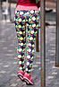 """Яркие стильные женские лосины """"Mosaic"""" с абстрактным принтом, фото 3"""
