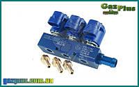 Газовые форсунки Hercules Blue 2 Ом
