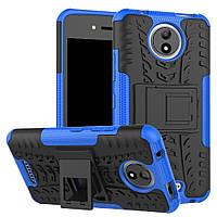 Чехол Armor для Motorola Moto C XT1750 Синий