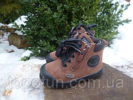 "Ботинки для мальчика ""Jong Golf"" Размер: 22"