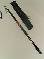 Карповое телескопическое удилище e-carp390 cw3.5lbs, фото 1