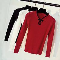 Женская модная кофта лапша (4 цвета), фото 1