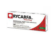 Рикарфа ( Rycarfa ) 20 мг табл.№20, со вкусом мяса, фото 2