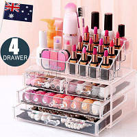 Органайзер для косметики Cosmetic Box 4 Drawer