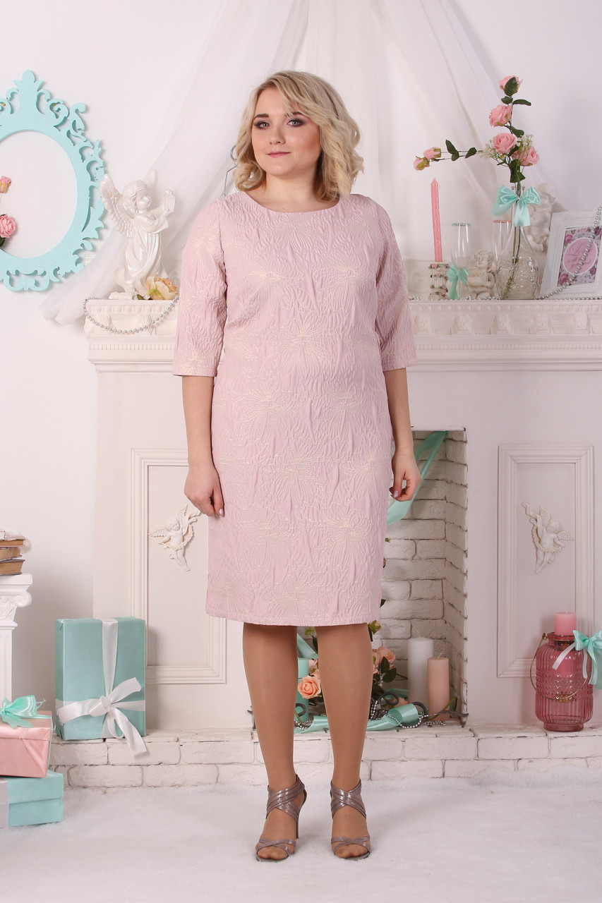Платье Selta 715 размеры 50, 52, 54, 56
