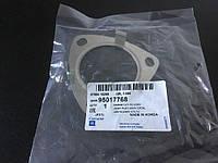 Прокладка приёмной трубы глушителя с катализатором и с выпускным коллектором GM 0854708 95017768, фото 1