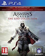 Assassin's Creed The Ezio Collection PS4 / прокат