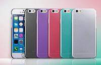 Чехол для iPhone 6 - Momax Clear Breeze cover, разные цвета