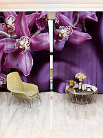 Фотошторы цветы (8281_1_1)