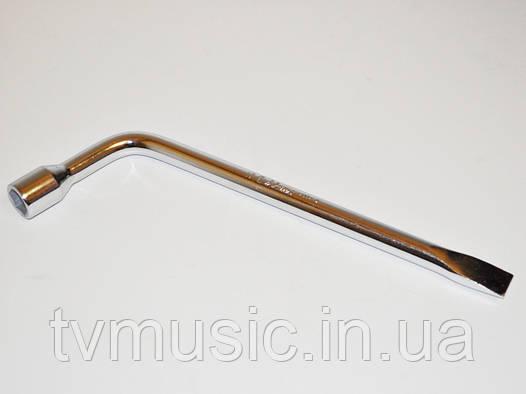 """Ключ балонный Hans 17 mm 5/8""""х14"""" (1477-5M17)"""