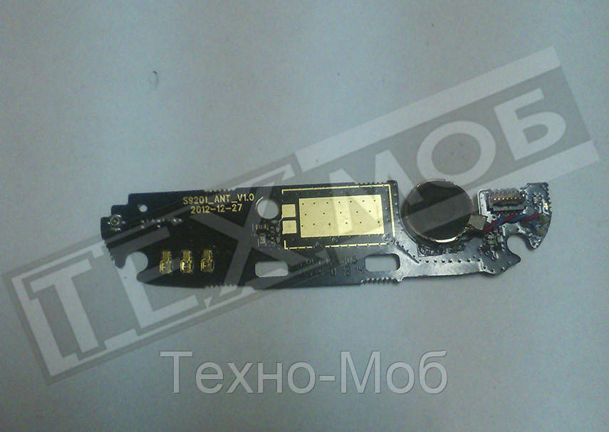 Плата нижняя с микрофоном для телефона Fly IQ451 Quattro