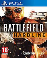 Battlefield: Hardline PS4 / прокат аренда игры