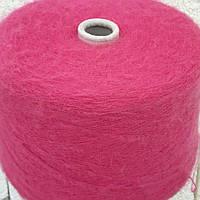 Пряжа  ECAFIL VIRGINIA мохер розово-нежная фуксия