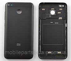 Задняя черная крышка для Xiaomi Redmi 4X