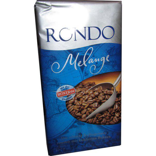 Кава мелена Rondo Melange 500 гр.