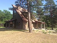 Строительство турбаз и домов отдыха