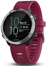 Спортивний годинник Garmin Forerunner 645 Music With Cerise Coloured Band
