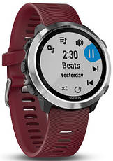 Спортивний годинник Garmin Forerunner 645 Music With Cerise Coloured Band, фото 3