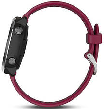 Спортивний годинник Garmin Forerunner 645 Music With Cerise Coloured Band, фото 2