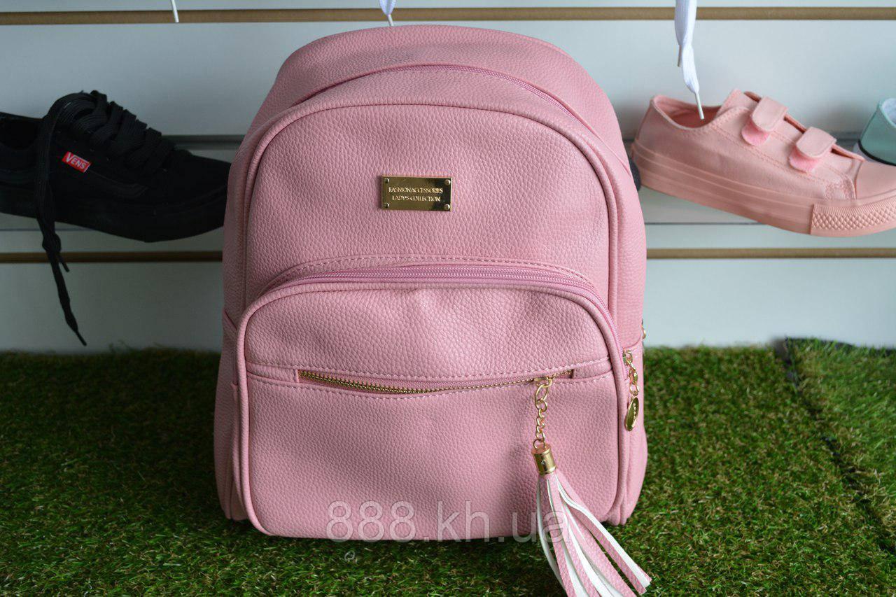 ba4a9171f0c1 ... Женский кожаный рюкзак, рюкзак для девочки, городской рюкзак, стильный  рюкзак, фото 4