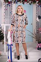 Платье Selta 708 размеры 50, 52, 54, 56, фото 1
