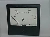 Амперметр Э365 150А  150/5А